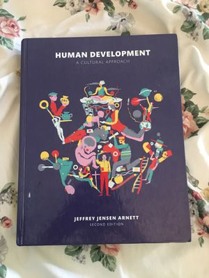 HUMAN DEVELOPMENT A CULTURAL APPROACH textbook for Sale in Honolulu, HI
