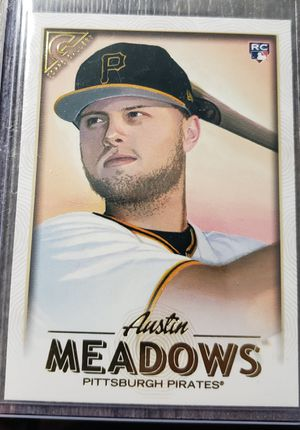 Austin Meadows rookie card topps gallery for Sale in Cicero, IL