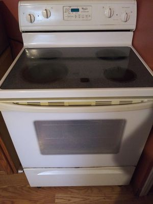 Whirlpool stove for Sale in Greenville, NC