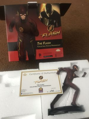 The Flash Collectible Statue for Sale in Indian Trail, NC