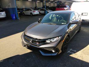 2018 Honda Civic SI sedan for Sale in Redlands, CA