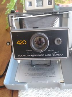 Vintage Polaroid Land Camera for Sale in Fowler,  CA
