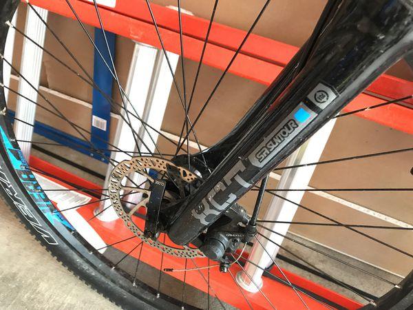 Breezer Mountain bike.