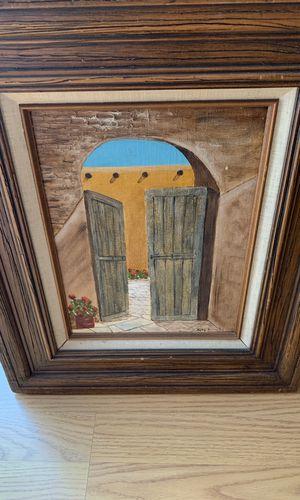 Santa Fe paint for Sale in Albuquerque, NM