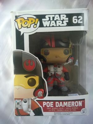 Poe from Star wars for Sale in Washington, DC