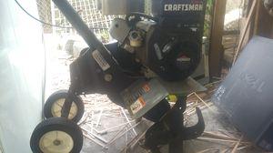 Craftsman rota tiller for Sale in Cocoa, FL