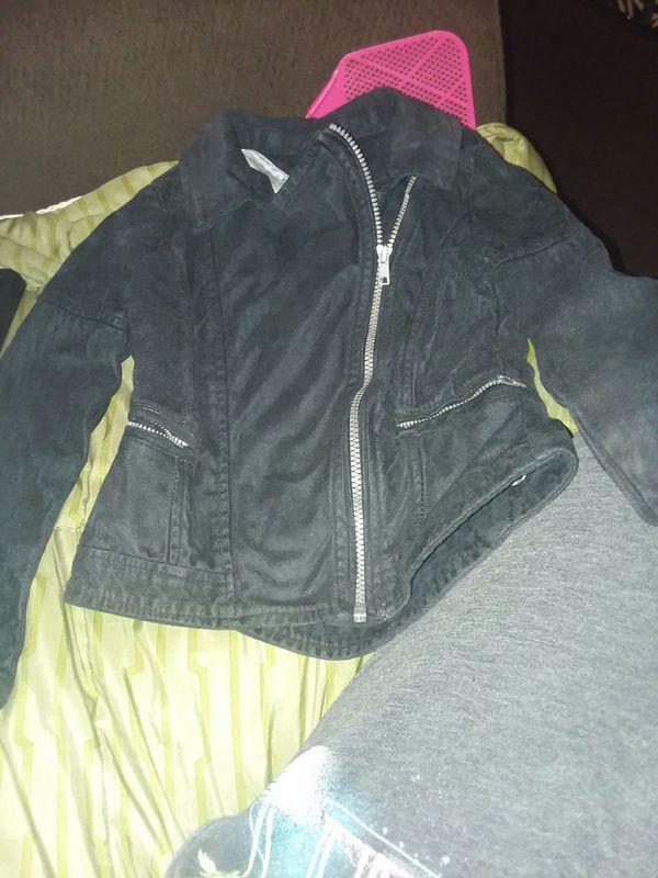 Kids velvet coat