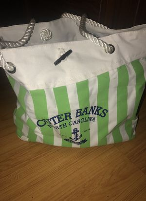 Outer Banks North Carolina beach bag for Sale in Greenbackville, VA