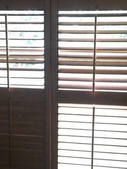 Interior Solid Wood Window Shutters for Sale in Milwaukie,  OR