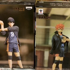 Hinata And Kageyama Anime Figures for Sale in Oceanside, CA
