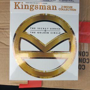 Kingsman 4K part 1&2 for Sale in Norwalk, CA