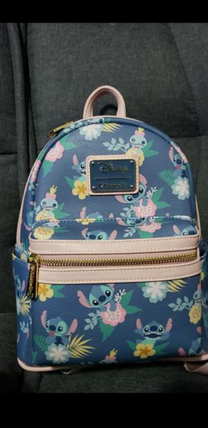 Lilo and stitch backpack loungefly for Sale in Galt, CA