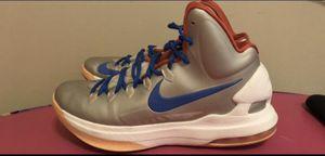 Nike KD 5 men's size 9.5 for Sale in Mt. Juliet, TN
