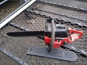 Craftsman chainsaw for Sale in Tacoma, WA