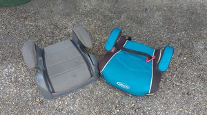 Set of two booster seats for Sale in Tacoma, WA