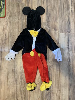 Mickey Mouse Costume 24 months for Sale in Solana Beach, CA