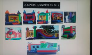 Vendo jumpers usados for Sale in Carson, CA