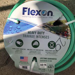 Garden Hose Heavy Duty 50 Feet for Sale in City of Industry, CA