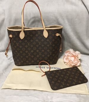 Neverfull mm (Price reflects authenticity) for Sale in Houston, TX