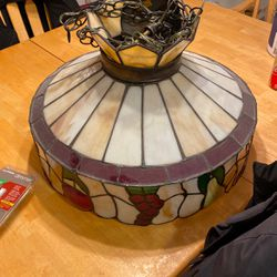 Stained Glass Chandelier for Sale in Pearl River,  NY
