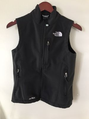 Apex Northface vest XS -porch pick up only for Sale in Federal Way, WA