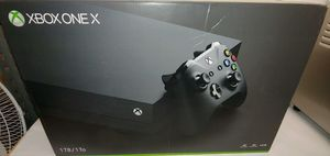 XBOX ONE X for Sale in City of Industry, CA