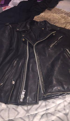 Leather Harley Davidson jacket for Sale in Stephenson, VA