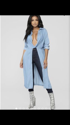 Fashion Nova Don't Get it Twisted Tunic for Sale in Las Vegas, NV
