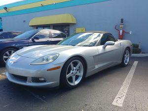 2007 Chevrolet Corvette mint conditions for Sale in Hialeah, FL