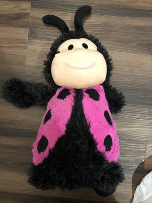 Ladybug happy napper stuffed animals for Sale in Elk Grove, CA