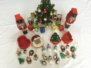 Super Festive Xmas Decorations for Little Ones & Big Ones Alike for Sale in Potomac, MD