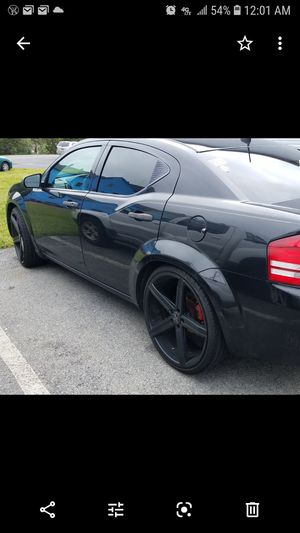 4 - Versante black alloy 22 inch rims for Sale in Scotchtown, NY