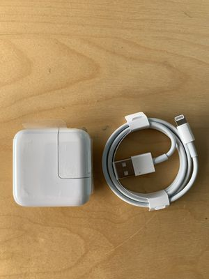 iPad accessories charger and cable for Sale in Anaheim, CA