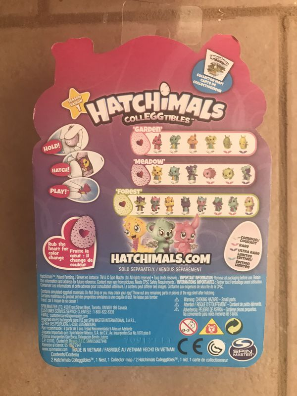 Hatchimals Colleggtables 2 Pack +Nest