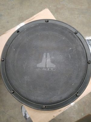 JL Adio 10 inch subwoofer for Sale in Sacramento, CA