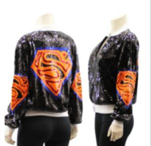 Girl superman jacket for Sale in Greenville, SC
