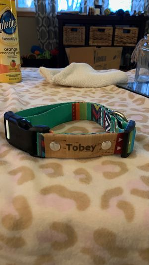 Adjustable Medium Dog Collar for Sale in Clackamas, OR