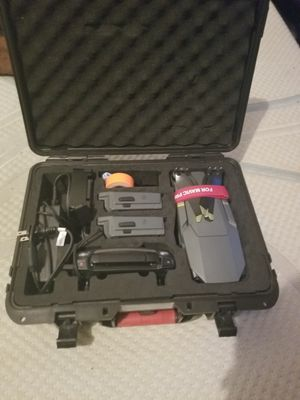 DJI Mavic pro with extras for Sale in Wilsonville, OR
