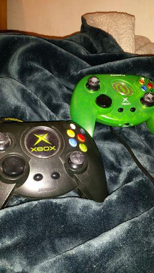 Original XBOX Controllers for Sale in Fairfax, VA