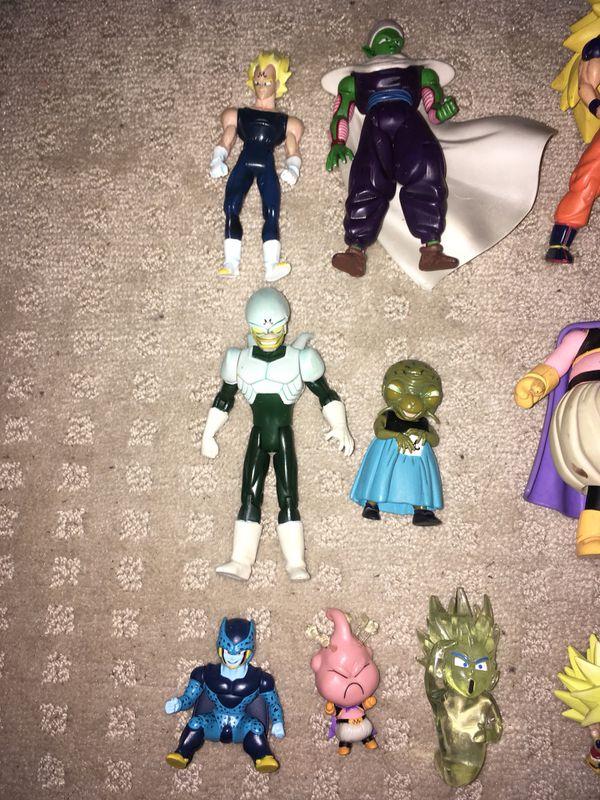 Dragon Ball Z toys lot