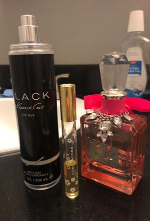 Perfumes ... need gone come pick up :) $2 for all for Sale in Beaverton, OR