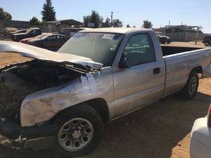 2005 Chevrolet Silverado For Parts ONLY! for Sale in Fresno, CA