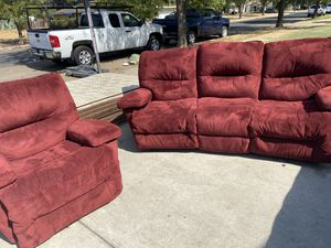 Couch set for Sale in Merced, CA
