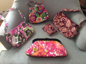 Vera Bradley small handbags for Sale in Lake Ridge, VA