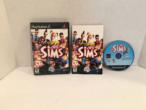 Playstation 2 ps2 The Sims Game for Sale in San Bernardino, CA