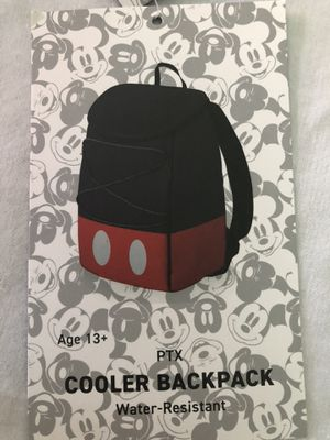 Mickey / Disney Cooler Backpack for Sale in Miami, FL