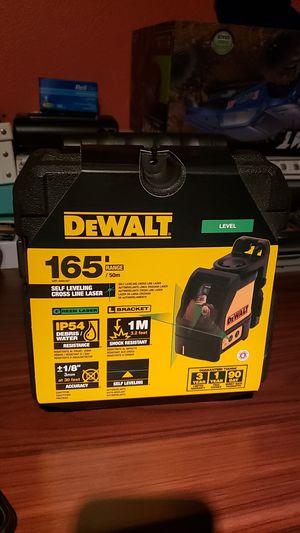 Dewalt line laser brand new!! for Sale in Irving, TX