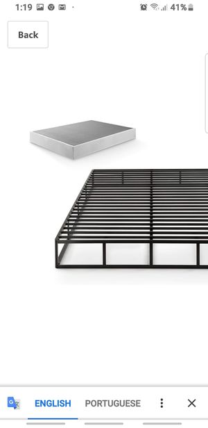 Box Spring Twin size New for Sale in Las Vegas, NV