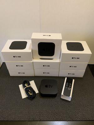 Apple TV 5th Gen 4K 32GB & 64GB for Sale in Carrollton, TX