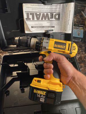 Dewalt Drill 14.4xrp for Sale in Parkland, FL